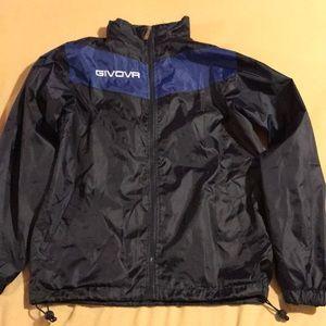 GIVOVA WINDBREAKERS, brand new with no tag.